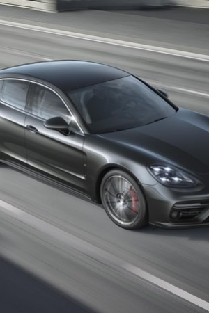 Nowe Porsche Panamera (2016) - premiera