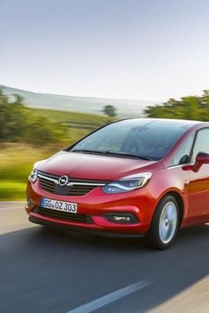 Nowy Opel Zafira na nowych zdjęciach producenta