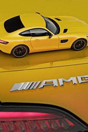 Mercedes-AMG GT Roadster potwierdzony!