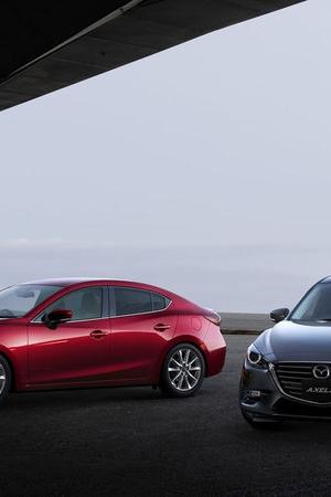Mazda 3 po face liftingu debiutuje w Japonii