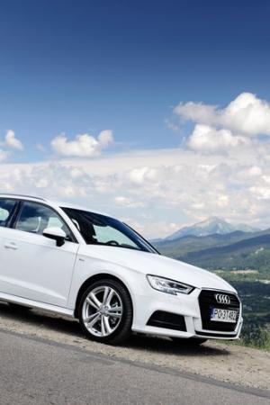 Audi A3 1.4 TFSI manual - techniczny lifting