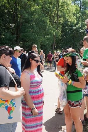 Bezpieczny powrót autem z festiwalu Woodstock - relacja z badania Promiler