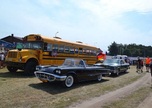 American Cars Mania - relacja z imprezy