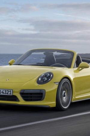 Niemiecki pomysł na superkabriolet Porsche 911 Turbo i Turbo S Cabriolet