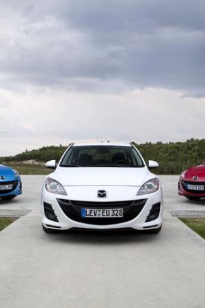 Używana Mazda 3 II BL [2009-2013] - poradnik kupującego