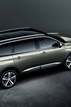 Peugeot 5008 – całkowita zmiana z minivana w SUV-a