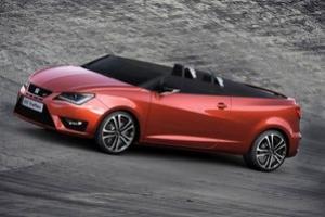 Seat Ibiza Cupster na 30. urodziny modelu