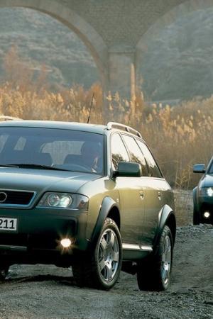 Używane Audi A6 C5 allroad quattro [2000-2005] – poradnik kupującego