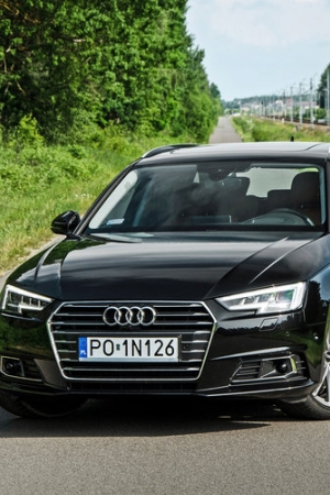Nowe Audi A4 Avant (B9) 2.0 TDI - zdjęcia