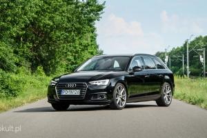 Nowe Audi A4 Avant (B9) 2.0 TDI - polski hit za 10 lat?
