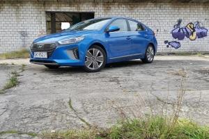 Test Hyundai IONIQ hybrid, czyli hybryda może się podobać