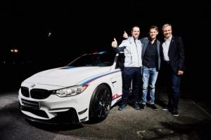 BMW M4 DTM Champion Edition – piekielna moc idealna na tor