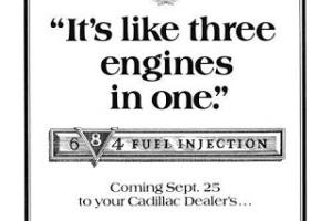 Technobezsens: Cadillac 8-6-4