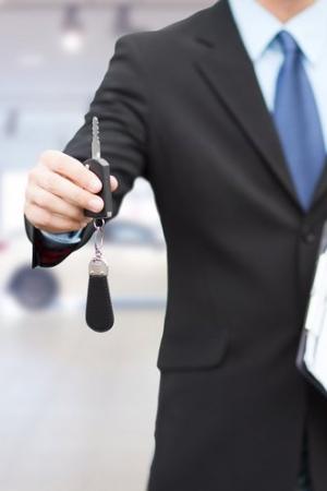 Powierzenie samochodu służbowego pracownikowi
