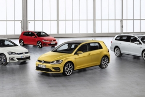 Volkswagen Golf VII FL (2017) - bardziej cyfrowy i oszczędniejszy