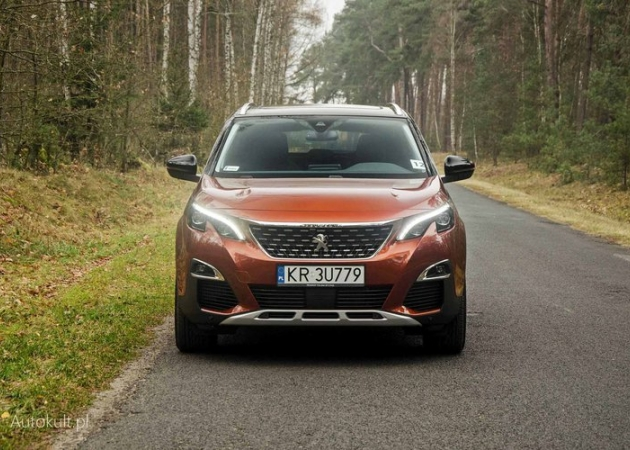 Nowy Peugeot 3008 2.0 HDI 150 - zdjęcia
