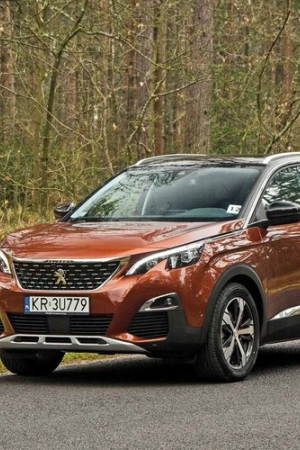 Nowy Peugeot 3008 2.0 HDI 150: już bardziej crossover niż minivan