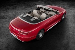 Mercedes-Maybach S 650 Cabriolet – najbardziej luksusowe cabrio w historii?