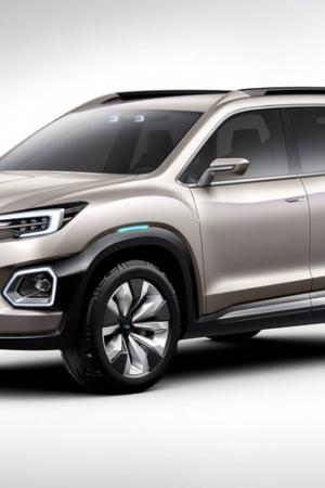 Subaru Viziv-7 Concept, czyli zapowiedź dużego SUV-a