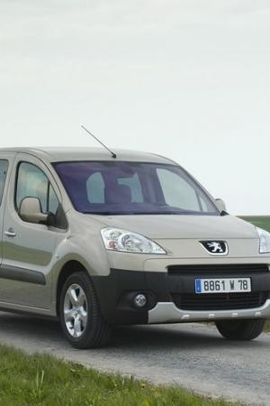 Używane Citroën Berlingo i Peugeot Partner II 1.6 HDI [od 2008] – poradnik kupującego