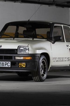 Prawie nowe Renault 5 Turbo II trafi na aukcję
