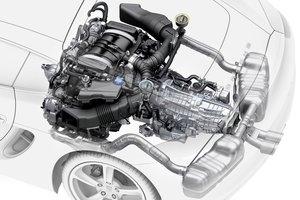4-cylindrowe jednostki Porsche osiągną do 365 koni mechanicznych