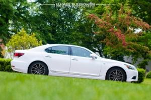 Lexus LS600H F-Sport 2013 [test]