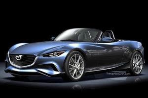 Nowa Mazda MX-5 we wrześniu