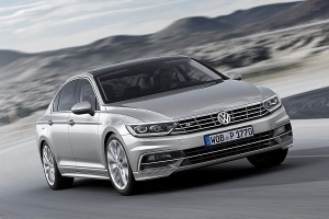 Nowy Volkswagen Passat B8 2015 oficjalnie
