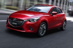 Mazda2 2015 oficjalnie [wideo]