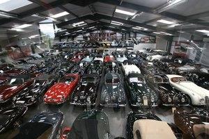 Jaguar Land Rover kupił największą na świecie kolekcję brytyjskich aut