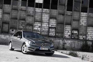 Używany Mercedes Klasy C W204 – awarie i problemy