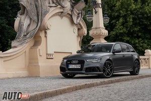 Audi RS6 Avant (2014) - test [galeria]