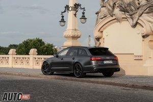 Audi RS6 Avant (2014) - test
