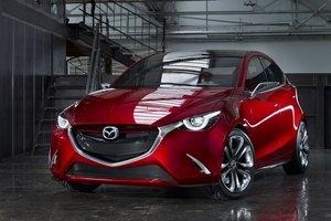 Mazda Hazumi – zapowiedź modelu Mazda2