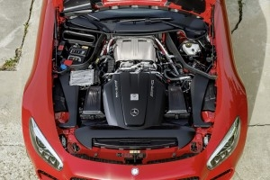 Przedstawiam Mercedes AMG GT