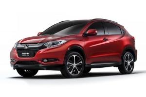 Nowa Honda HR-V zadebiutuje w Paryżu