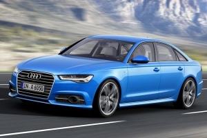 Nowe Audi A6 2015 Facelift [zdjęcia]