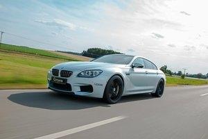 740 koni mechanicznych dla BMW M6 Gran Coupé
