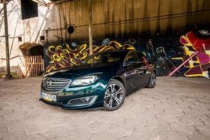 Opel Insignia 2014 1.6 Ecotec [test]