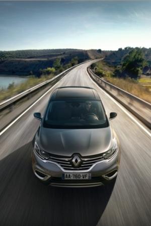 Nowy Renault Espace, czyli dwa w jednym