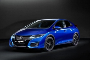 Nowa Honda Civic Facelift 2014