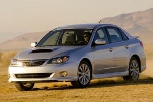 Subaru Impreza III, czyli osiągi ponad wszystko