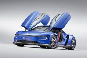 Volkswagen XL1 Sport - precz z ekologią