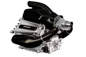 Honda zaprezentowała swój silnik F1
