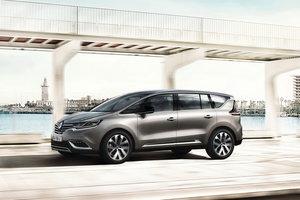 Nowe Renault Espace – van nowej generacji [wideo]