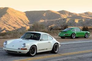 Singer Porsche 911 - król współczesnych klasyków