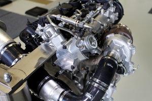 Prototypowy silnik Volvo – 450 KM z pojemności 2,0 l