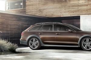 Tapety: Audi A6 Allroad quattro FL