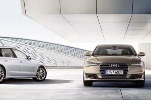 Tapety: Audi A6 FL